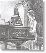 Grace's Escape Metal Print by Beverly Marshall