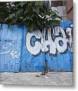Graffiti-0579 Metal Print