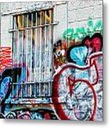 Graffiti 14 Metal Print