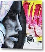 Graffiti 5 Metal Print