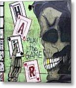 Graffiti Art Rio De Janeiro 4 Metal Print
