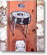 Graffiti Metal Print by Roberto Alamino