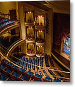Grand 1894 Opera House - Galveston Metal Print