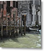 Grand Canal Style Home Sweet Home Metal Print