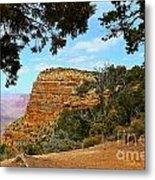 Grand Canyon - South Rim Metal Print