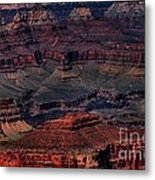 Grand Canyon 2 Metal Print