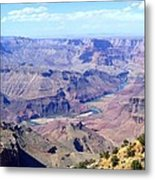 Grand Canyon 64 Metal Print by Will Borden