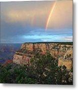 Grand Canyon Following The Storm Metal Print