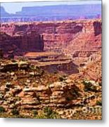 Grand Canyon Of Utah Metal Print by Adam Jewell