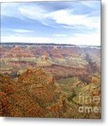 Grand Canyon  Metal Print by Scott Pellegrin