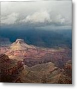 Grand Canyon Sunshine Metal Print