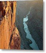 Grand Canyon Toroweap Point Morning Metal Print