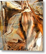 Grand Canyon Up Close And Personal Metal Print