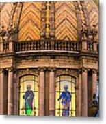 Grand Cathedral Of Guadalajara Metal Print