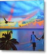 Grand Cayman Islanders Metal Print