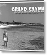 Grand Cayman Metal Print
