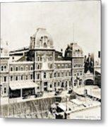 Grand Central, 1886 Metal Print