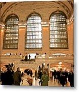 Grand Central 's Main Terminal Metal Print