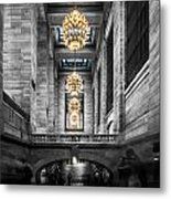 Grand Central Station IIi Ck Metal Print