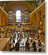 Grand Central Terminal Nyc Metal Print