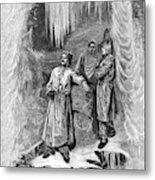 Grand Duke Alexis (1850-1908) Metal Print