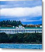 Grand Hotel Mackinac Island Metal Print