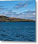 Grand Island Lake Superior Metal Print