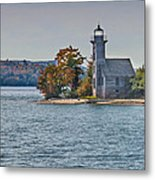 Grand Island Lighthouse. Metal Print