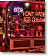 Grand Ole Creamery On Grand Avenue Metal Print