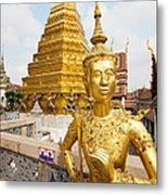 Grand Palace, Bangkok Metal Print