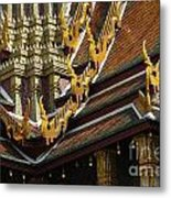 Grand Palace Bangkok Thailand 2 Metal Print