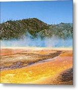Grand Prismatic Spring - Yellowstone National Park Metal Print