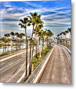 Grand Prix Of Long Beach Metal Print