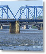Grand Rapids Crossings Metal Print