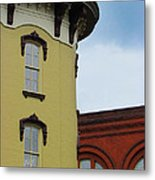 Grand Rapids Downtown Architecture Metal Print