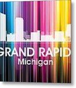 Grand Rapids Mi 2 Metal Print