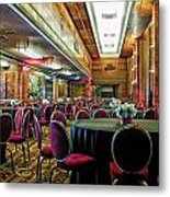 Grand Salon 05 Queen Mary Ocean Liner Extreme Metal Print