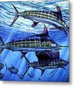 Grand Slam Lure And Tuna Metal Print