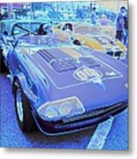 Grand Sport Corvette Metal Print