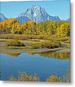 Grand Teton National Park 3 Metal Print