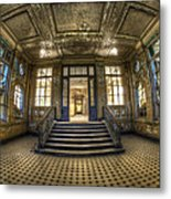 Grand Wide Entrance Metal Print