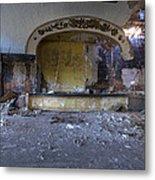 Grande Ballroom Detroit Mi #5 Metal Print