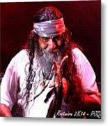 Grandfather Mazatzin Rw2k14 Metal Print