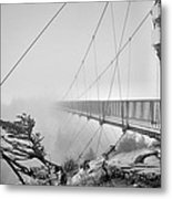Mile High Bridge #1 Metal Print