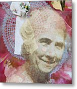 Grandmother Metal Print