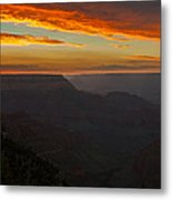 Grandview Sunset Metal Print