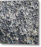 Granite Abstract Metal Print
