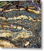 Granite Trail Metal Print