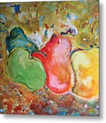 Granny Smith - Original Sold Metal Print
