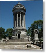 Soldier's And Sailor's Monument New York City Metal Print